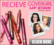 Get Covergirl LipStain for Free