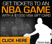 NBA Fan? See if You Qualify for Free NBA Tickets!