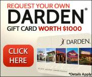 Get Darden Gift Card!