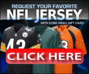 Get your favorite NFL Jersey