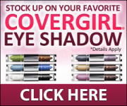 Free Covergirl Eye Shadow