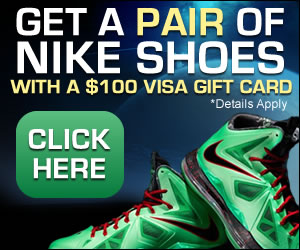 d5b4bbeb24ea Need New Shoes  See if you Qualify for a Pair of Nike Shoes