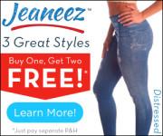 Jeaneez As Seen on TV