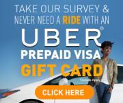 Free Uber Gift Card