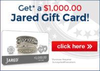 Jared Jewelers Gift Card – Do You Qalify?