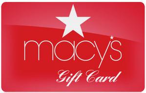 Free Macy's Gift Card